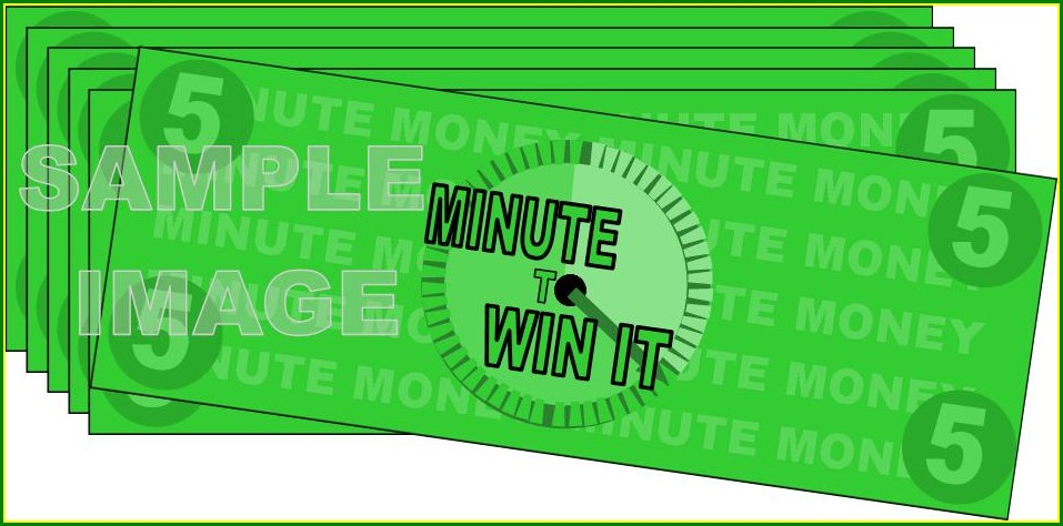 Minute To Win It Invitations Free