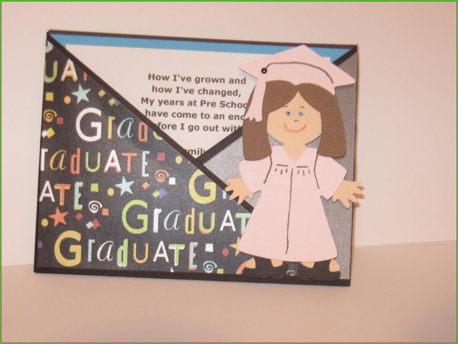 Preschool Graduation Invitations Free Printable