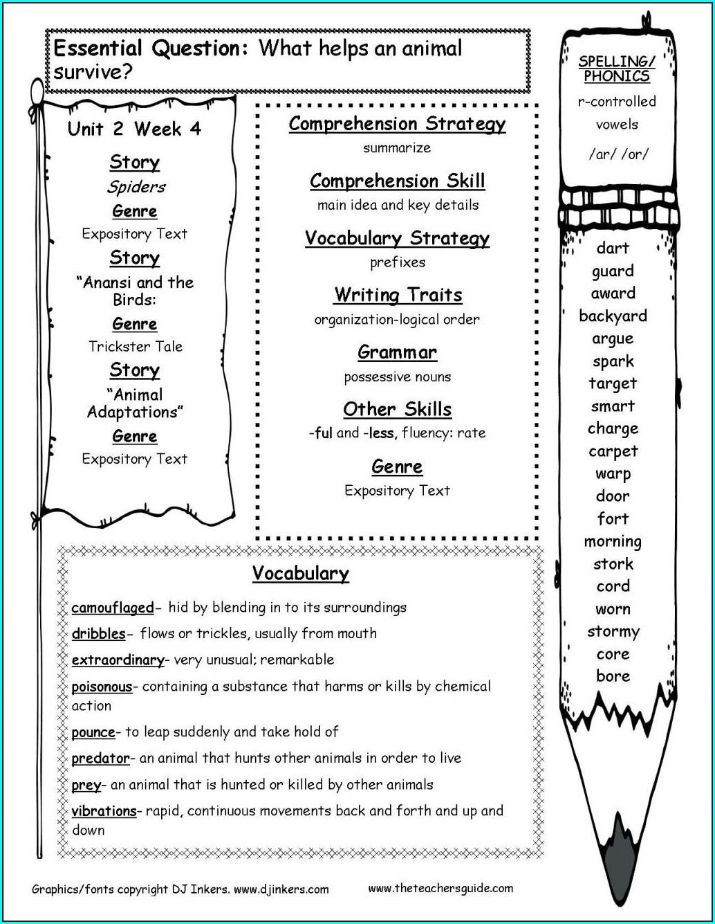 Reading Comprehension Worksheet Ks1