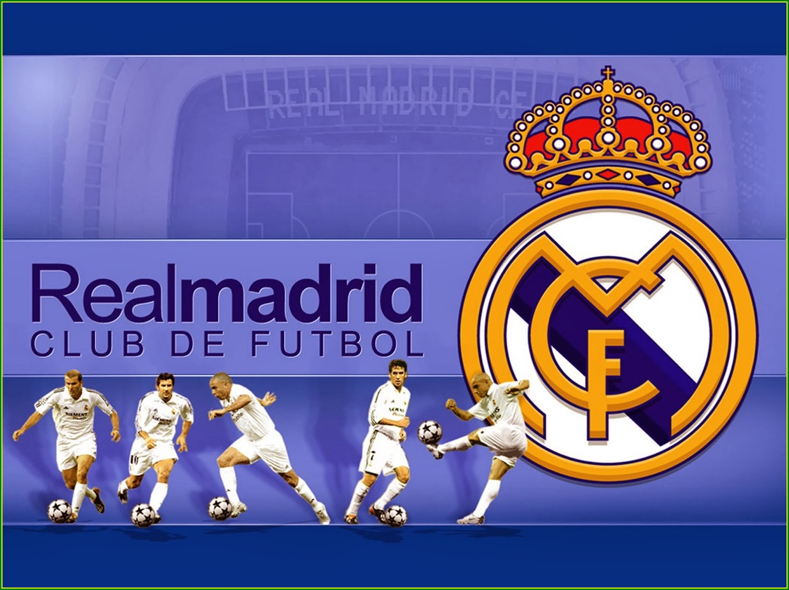 Real Madrid Birthday Invitation Free