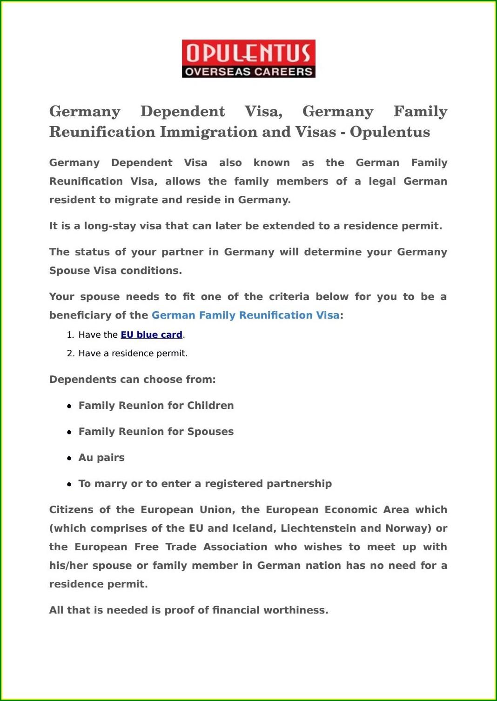 Sample Invitation Letter For Family Reunion Visa