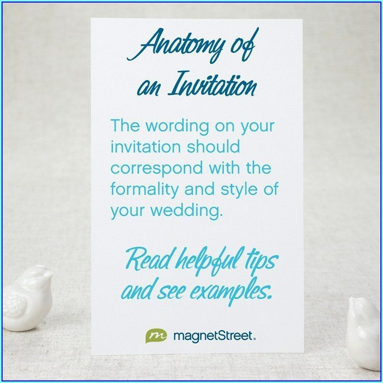 Second Marriage 2nd Wedding Invitation Wording