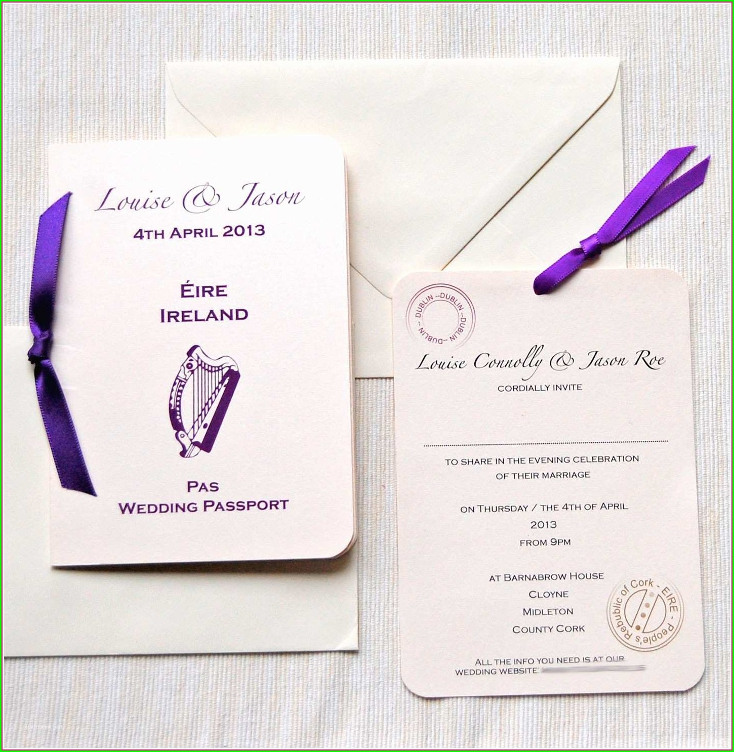 Staples Wedding Invitation Kits