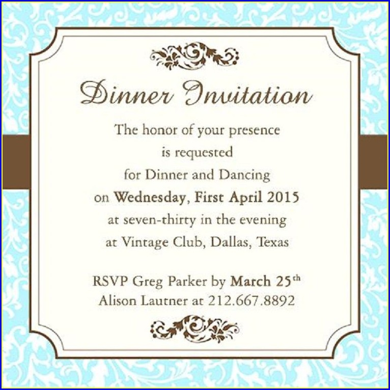 Text Message Lunch Invitation Message