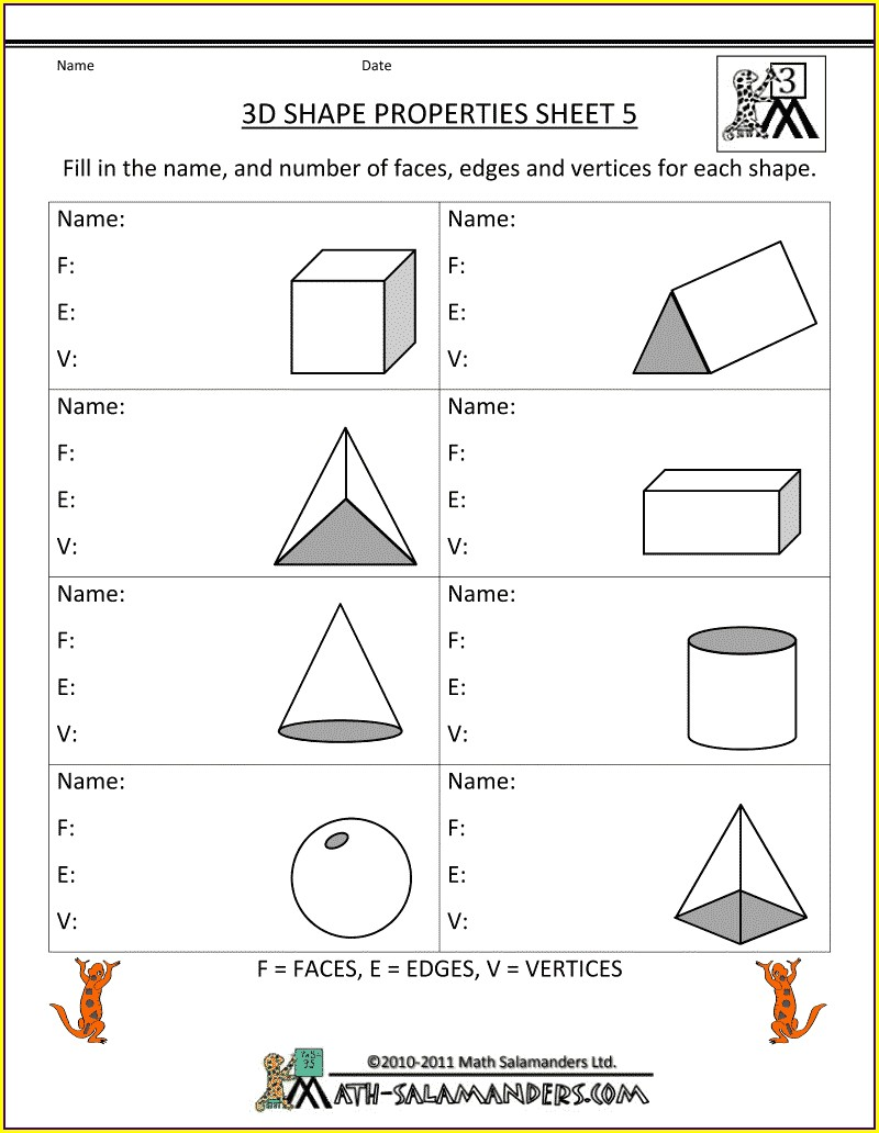 Third Grade Free Printable 3rd Grade Worksheets