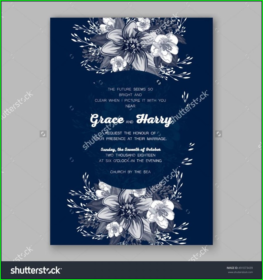 Vector Background Wedding Invitation Card Background Design Hd