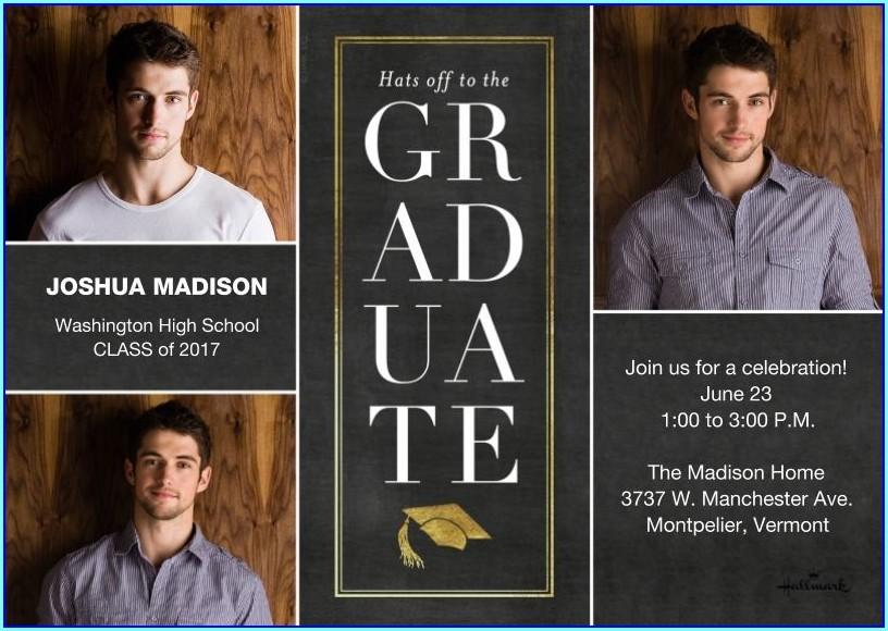Walgreens Make Graduation Invitations