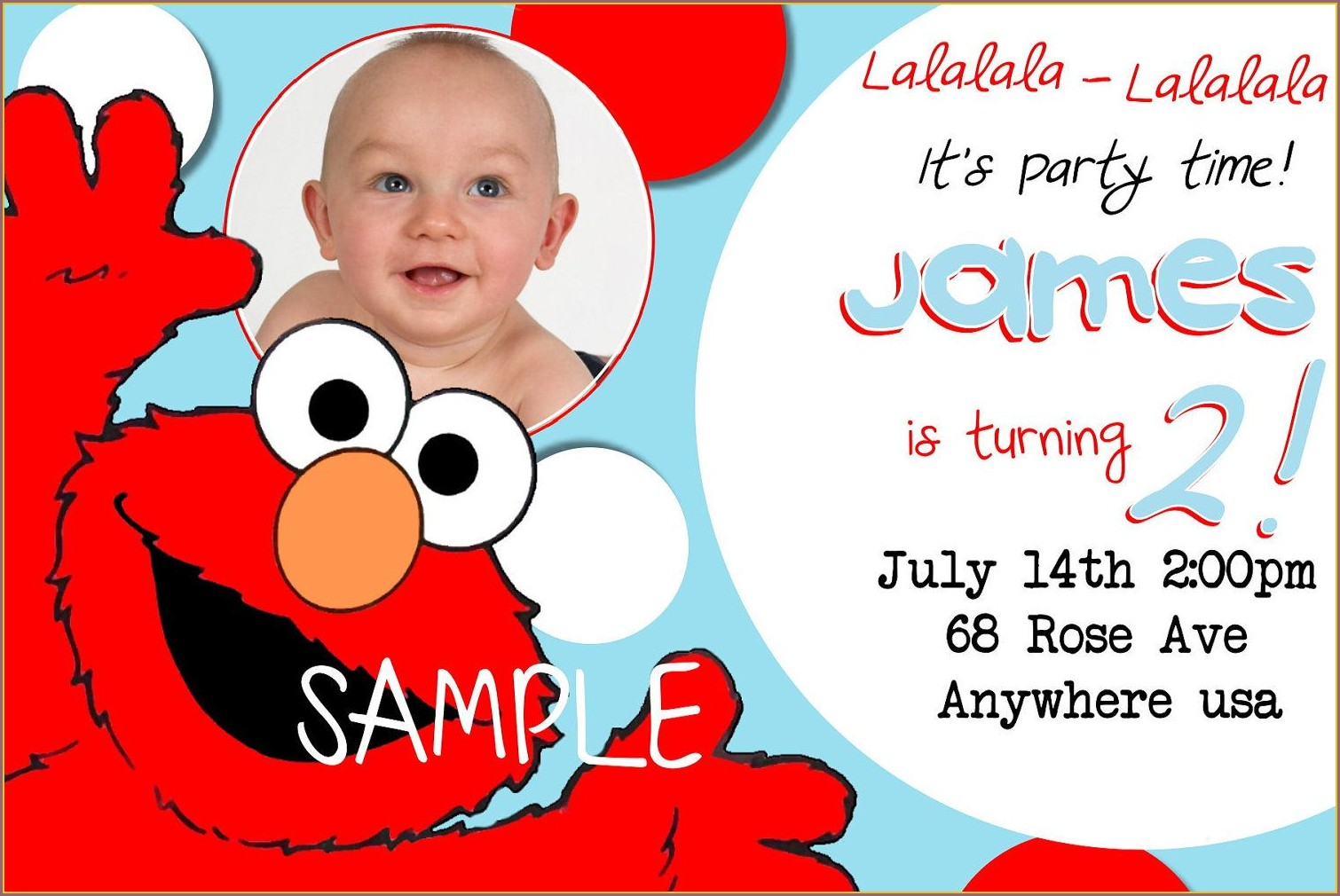 Walmart First Birthday Invitations