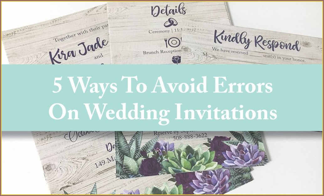 Wedding Invitations Cedar Rapids Iowa