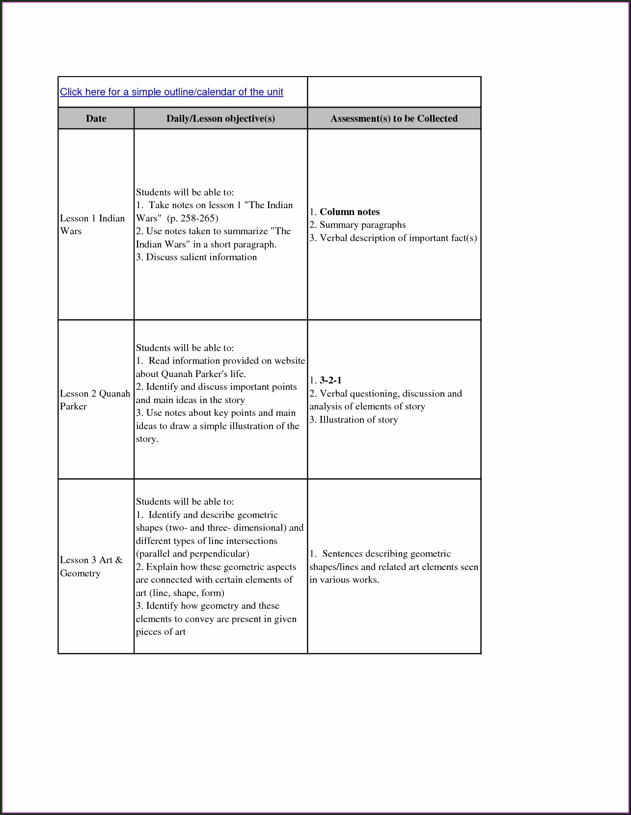 Writing Chapter Summary Worksheets