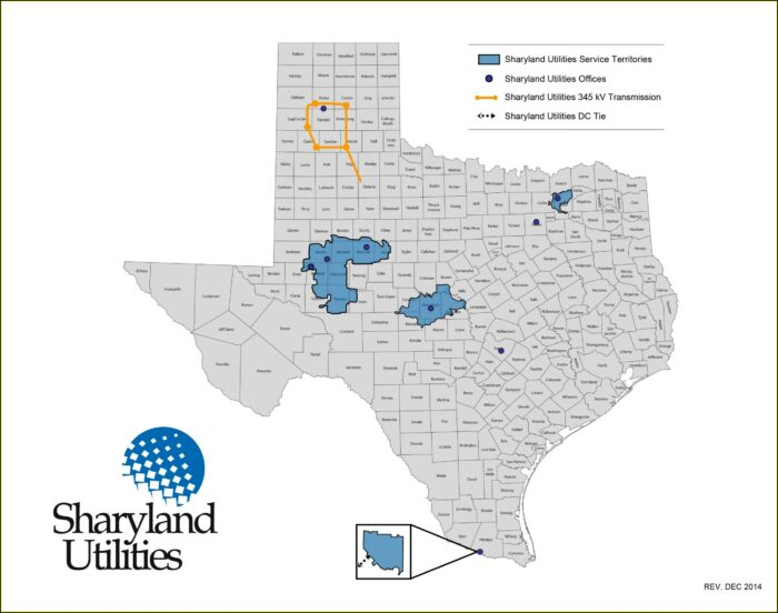 Aep Power Outage Map Mcallen Tx