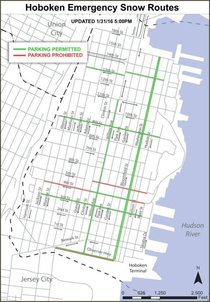 Alternate Side Parking Nyc Map