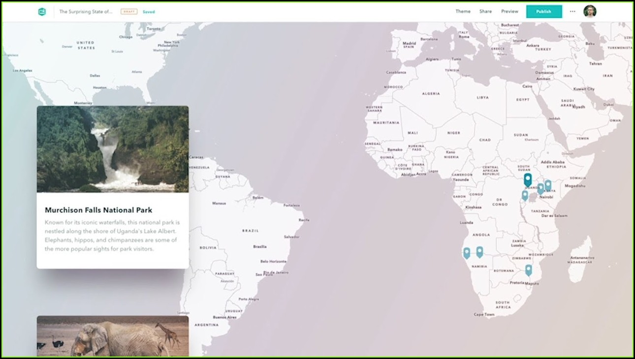 Arcgis Story Maps Beta