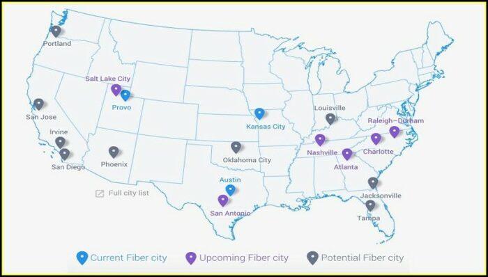 Att Fiber Map Oklahoma