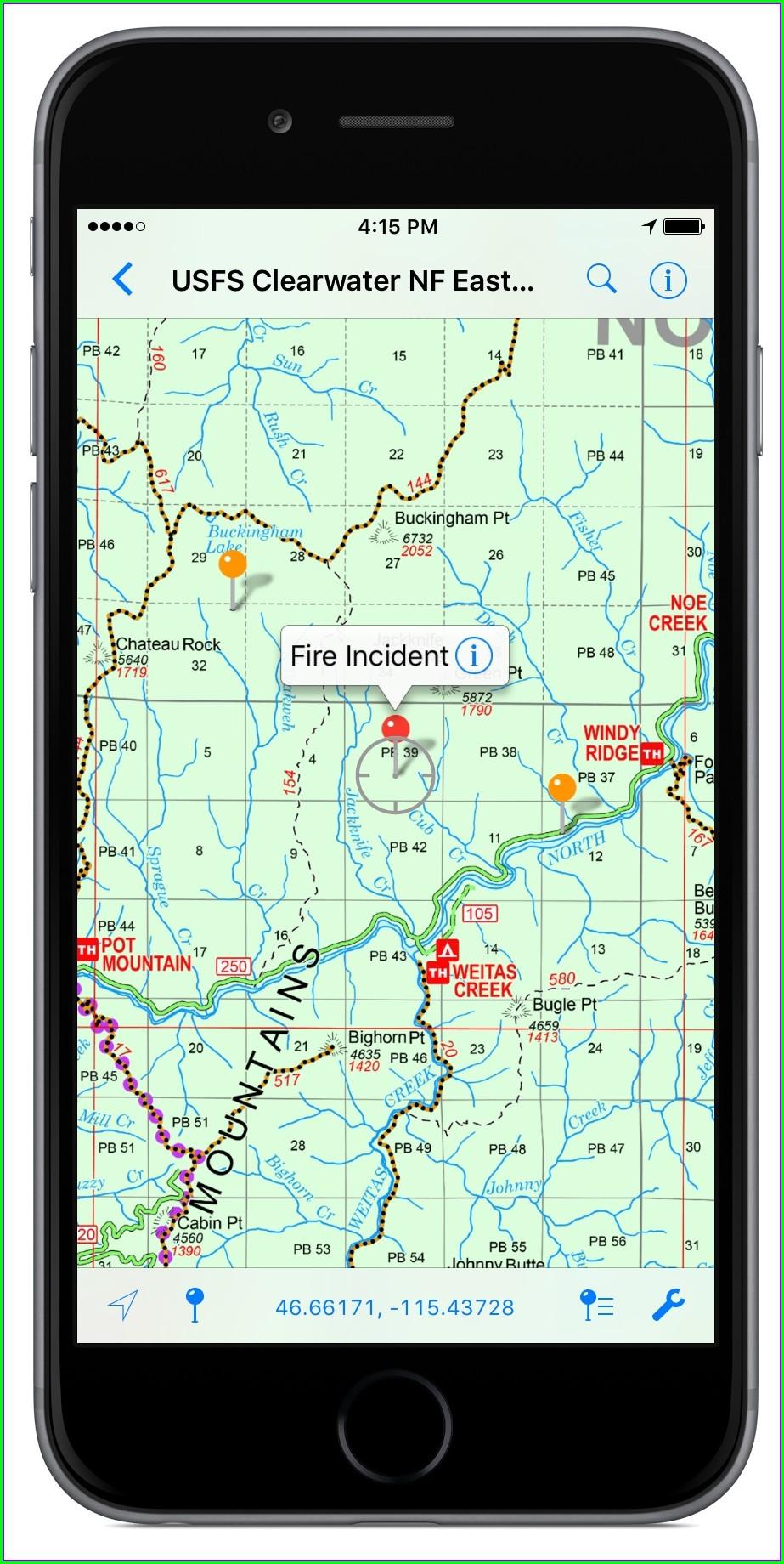 Avenza Pdf Maps App
