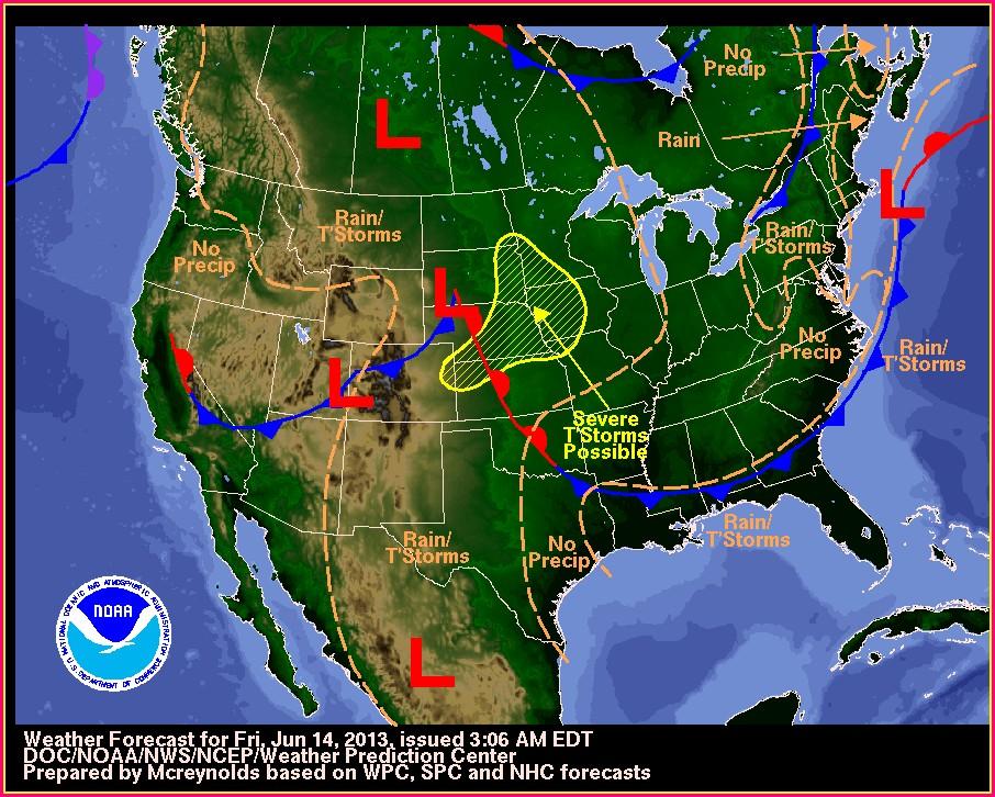 Boston Weather Map Now