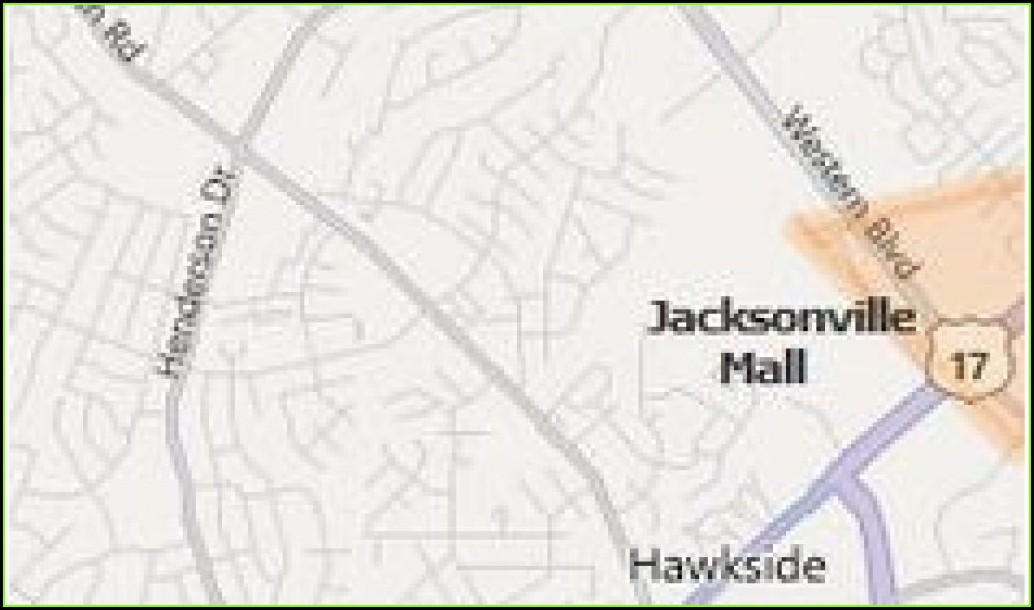 Camp Lejeune Map With Building Numbers
