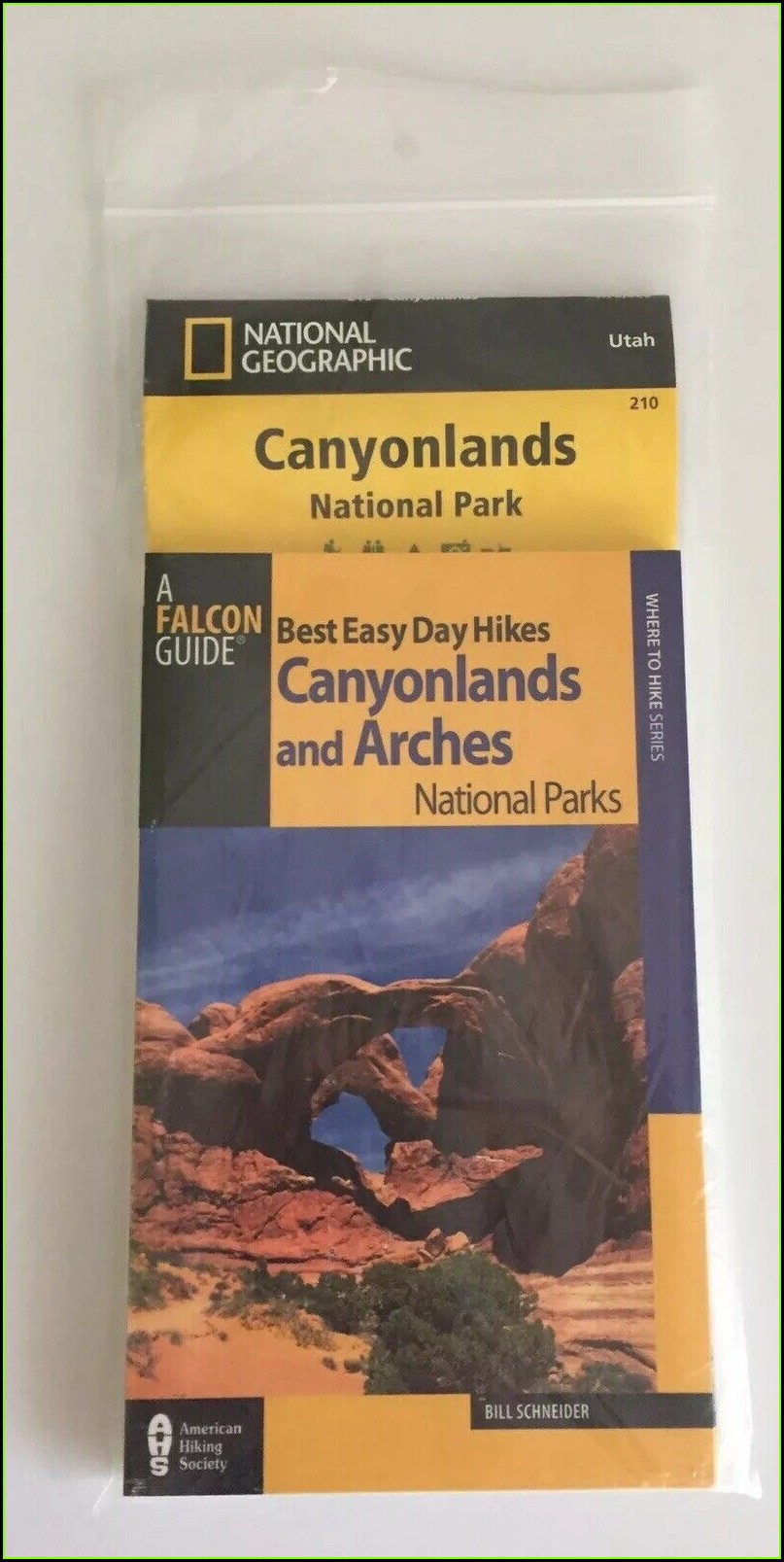 Canyonlands National Park Map And Guide
