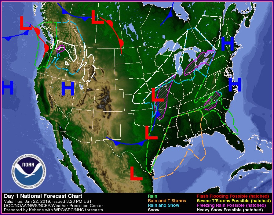 Colorado Weather Map Forecast