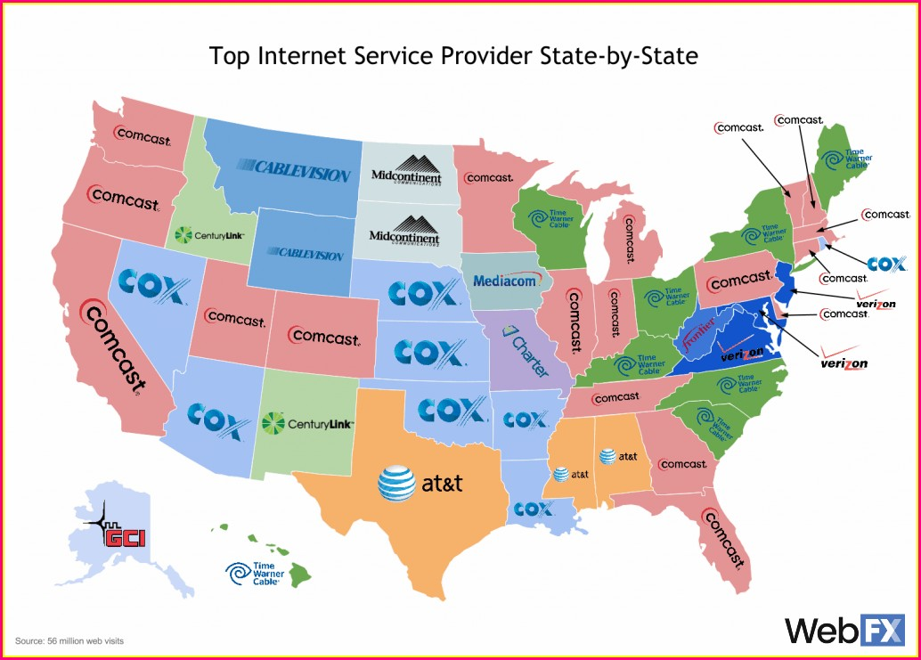 Comcast Availability Map Illinois