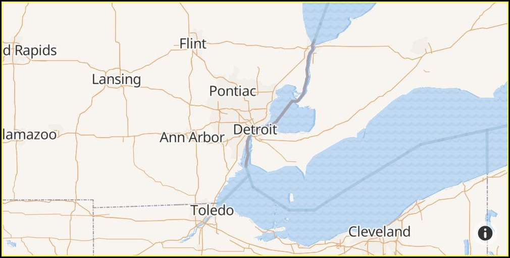 Comcast Internet Outage Map Detroit