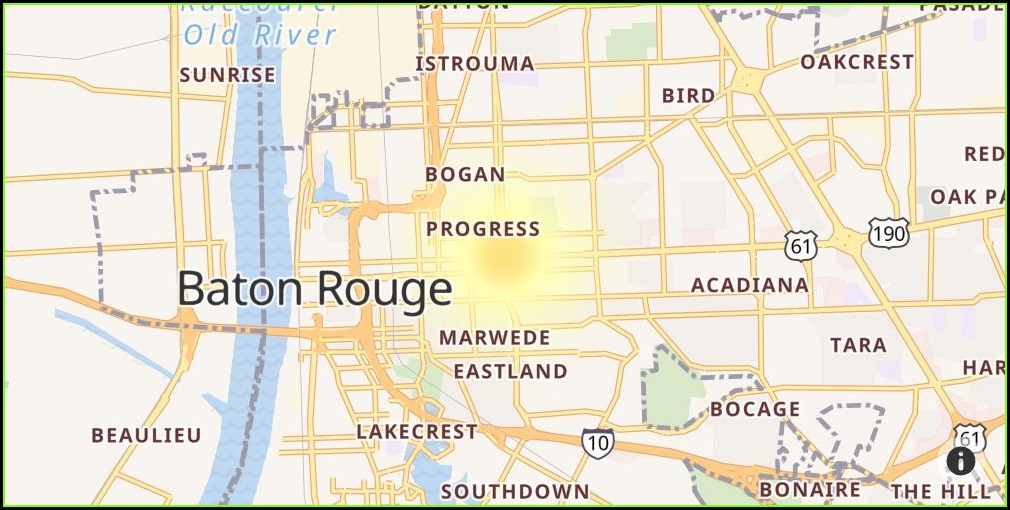 Cox Internet Outage Map New Orleans