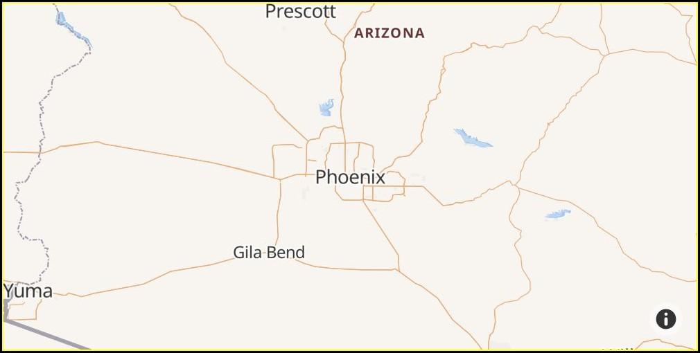 Cox Outage Map Phoenix Az