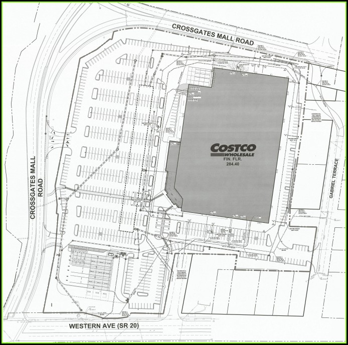 Crossgates Mall Map 2019