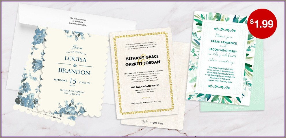 Cvs Graduation Invitation Cards
