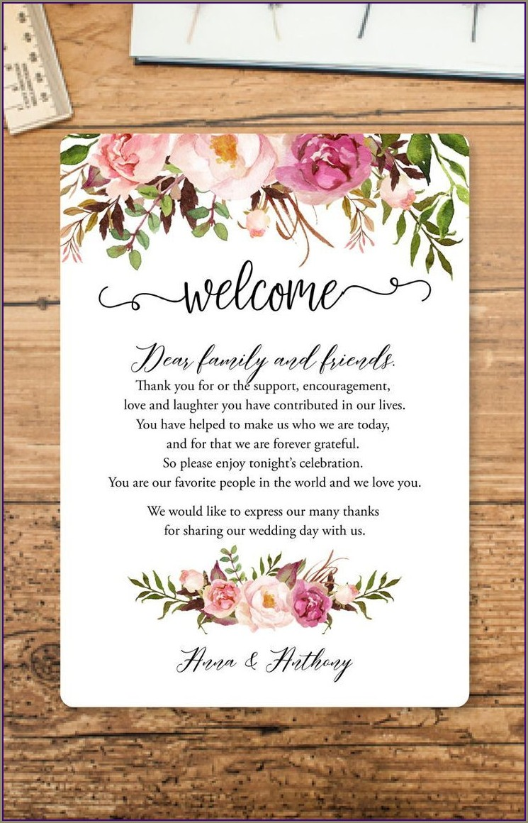 Diy Passport Wedding Invitations Template