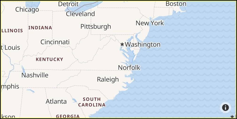 Dominion Outage Map Richmond Va