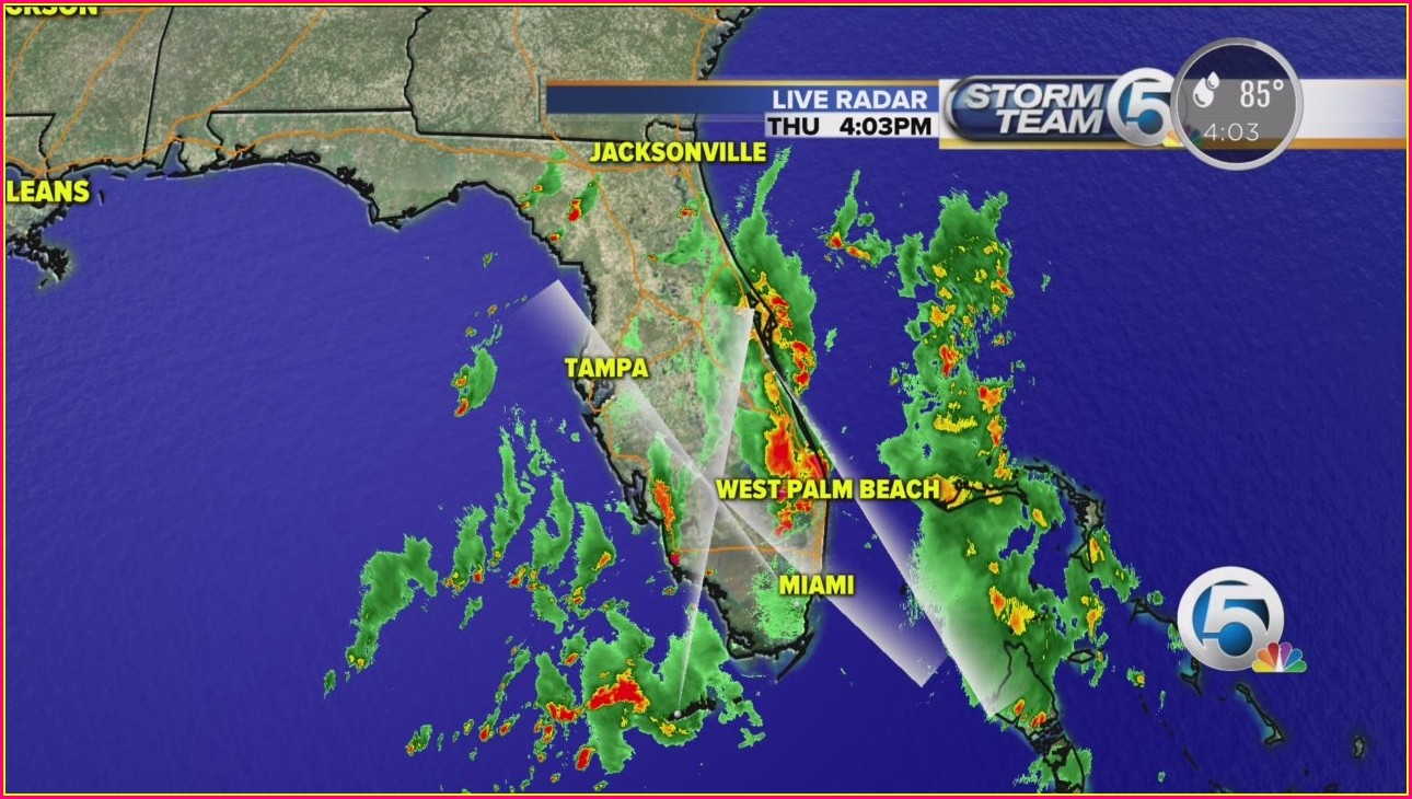 Doppler Radar Map Florida