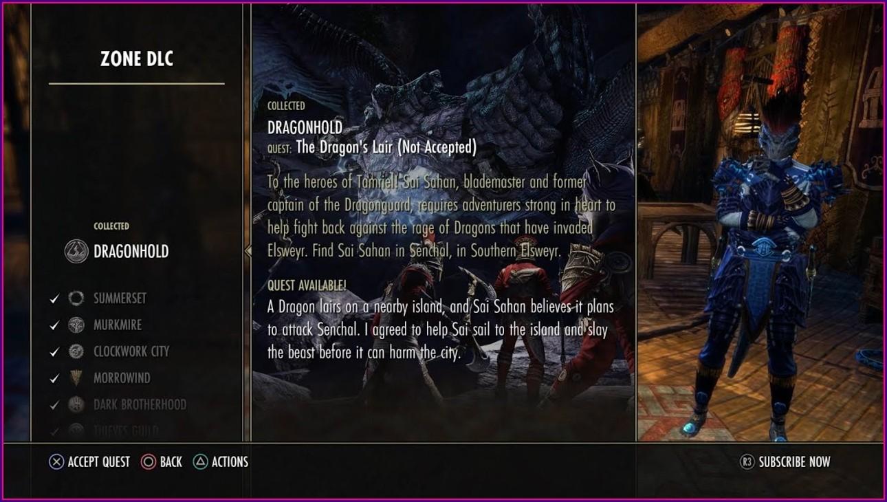 Elder Scrolls Online Map Completion