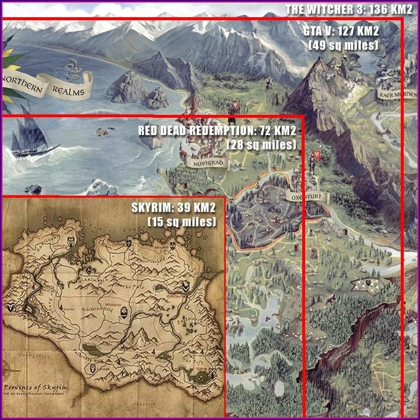 Elder Scrolls Online Map Size
