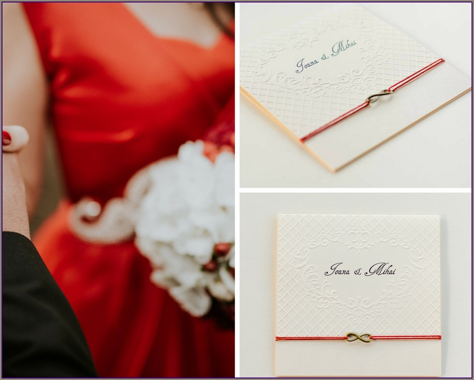 Elegant And Classy Wedding Invitations