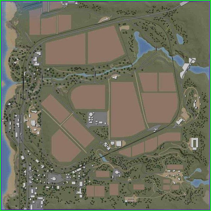 Farming Simulator 19 Maps Ravenport