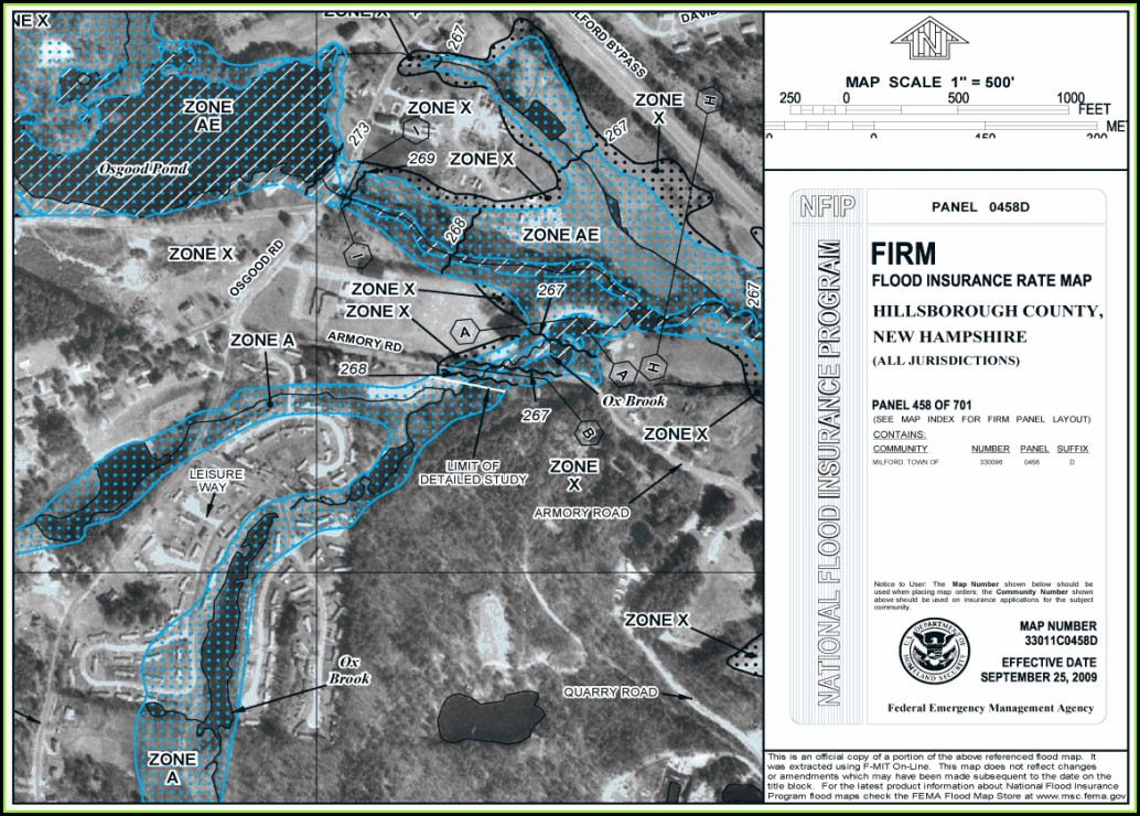 Fema Floodplain Map Search