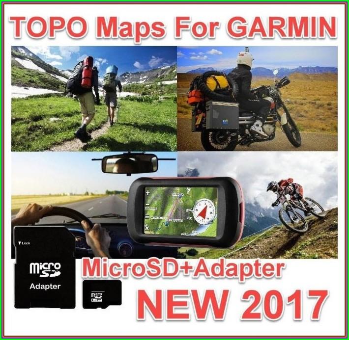 Free Garmin Topo Maps