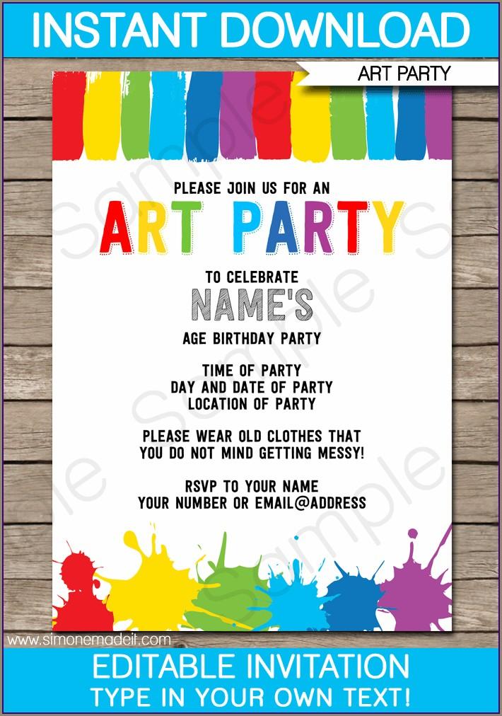 Free Invites Via Text