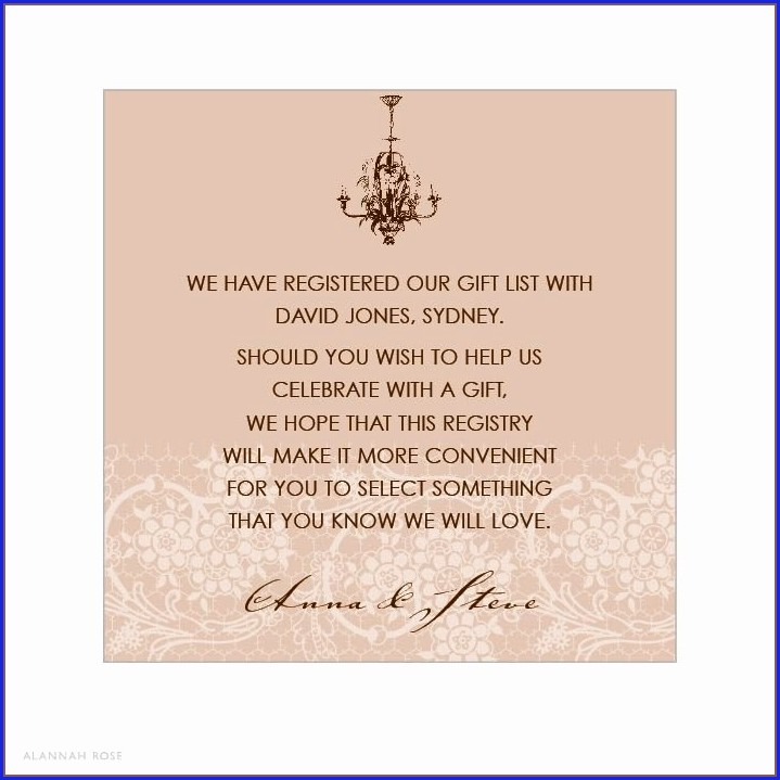 Greenback Wedding Invitation Wording