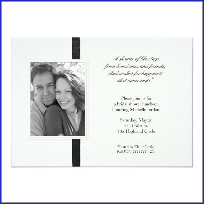 Hallmark Wedding Rehearsal Dinner Invitations