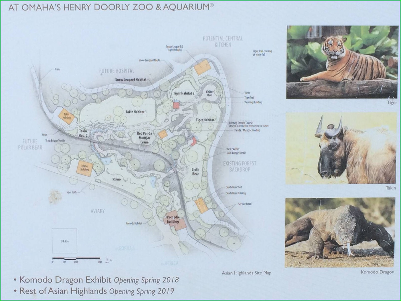 Henry Doorly Zoo Map Pdf