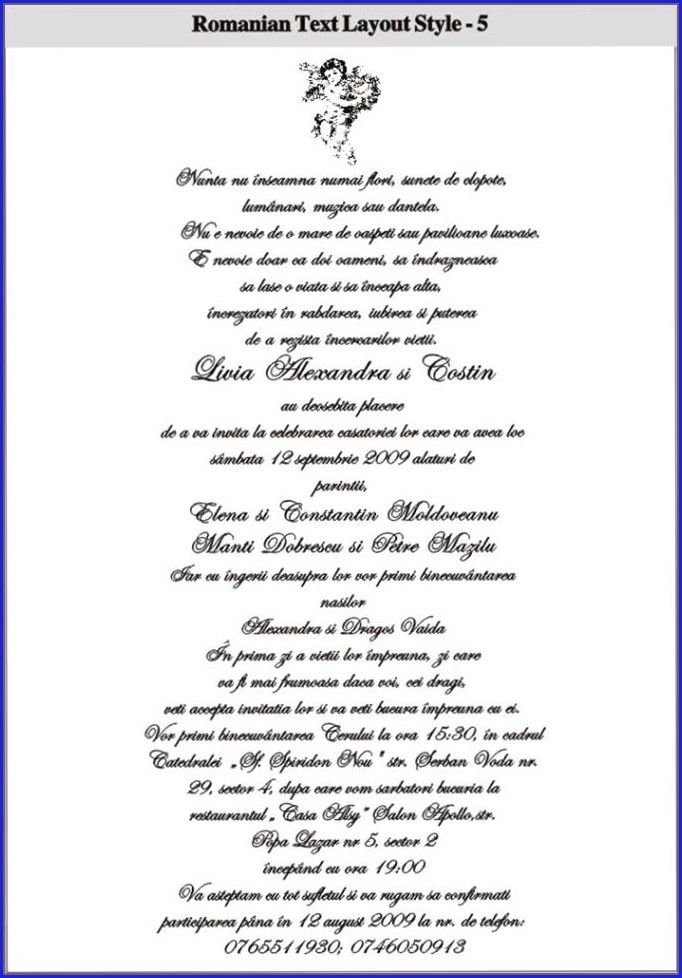 Hindu Indian Wedding Invitation Quotes For Friends