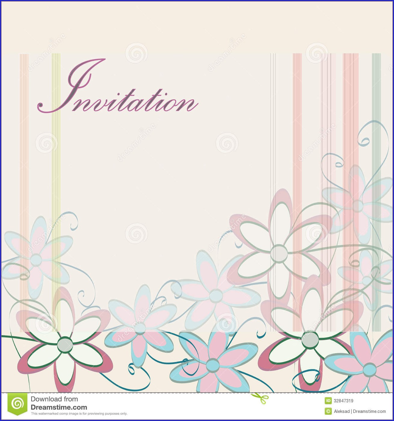 Invitation Images Free Download