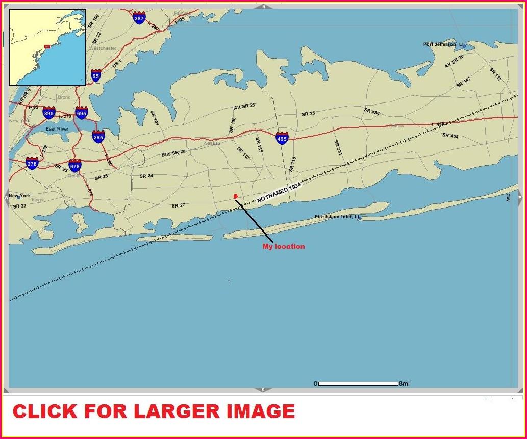 Live Radar Map Long Island