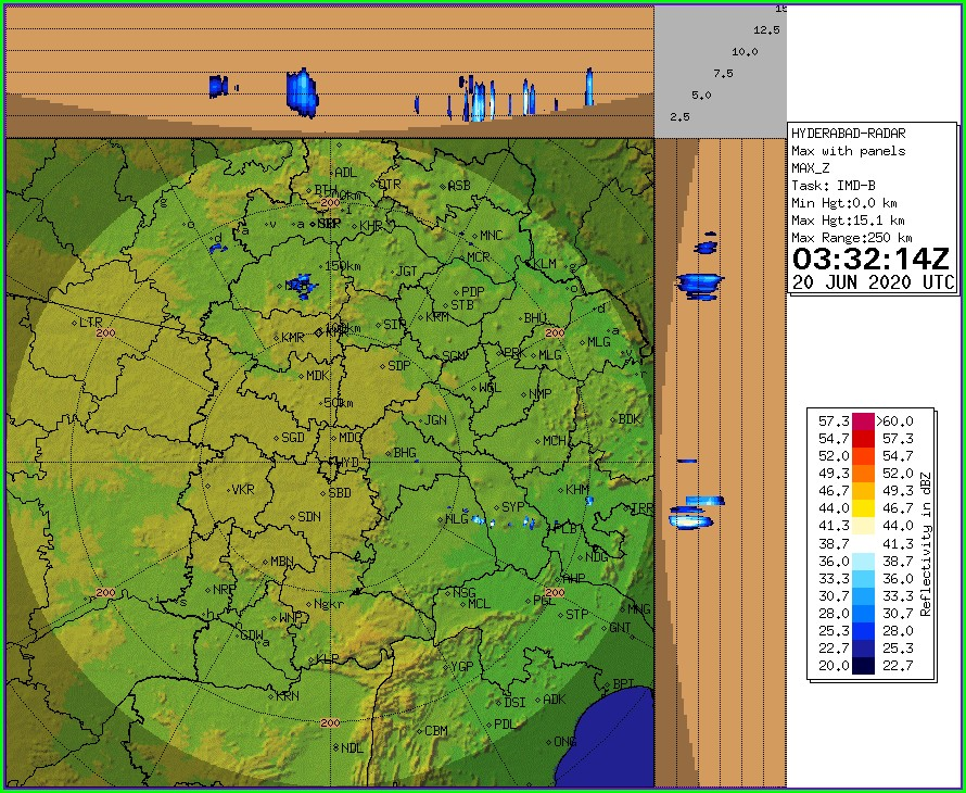Live Weather Radar Map Of Hyderabad