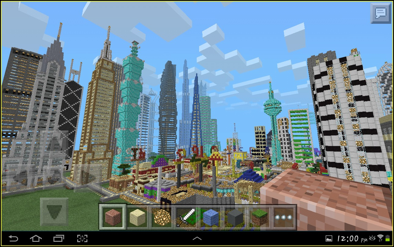 Maps For Minecraft Pe Download Apk