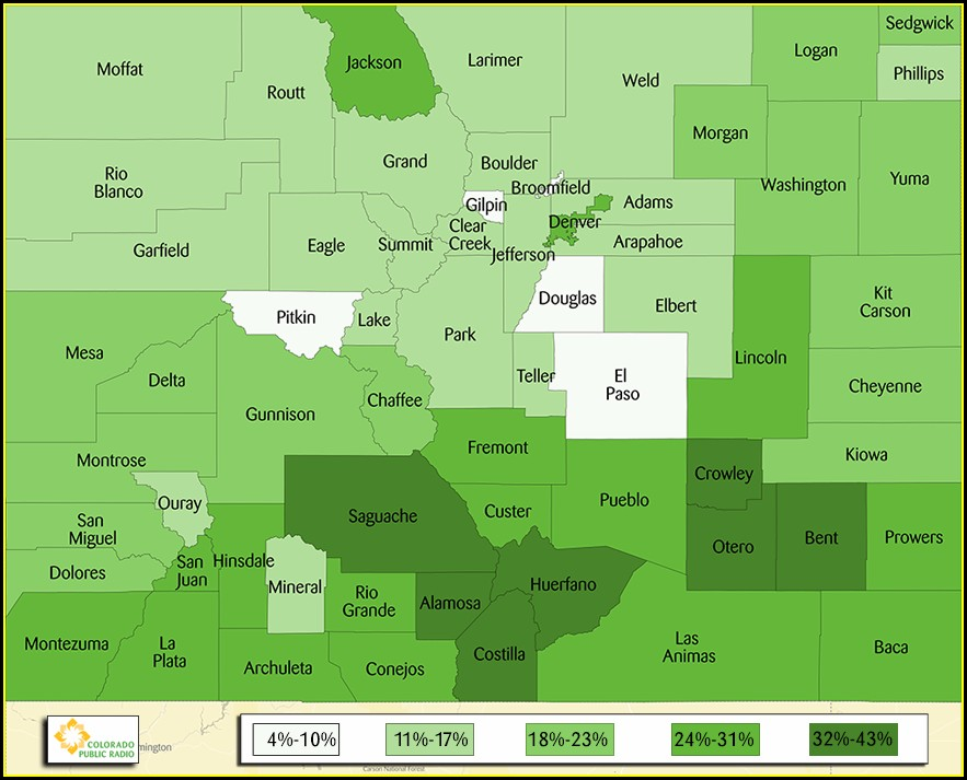 Megans Law Map Colorado