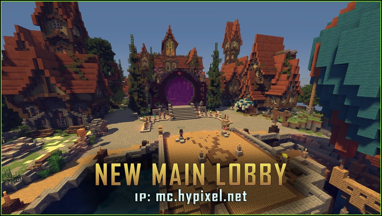Minecraft Hypixel Skyblock Map Download