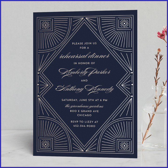 Minted Wedding Rehearsal Invitations (13)